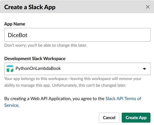 Slack Define App